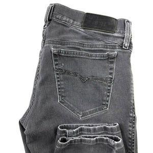 Diesel Slim Skinny Low Waist Stretch Jeans
